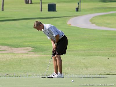 MHS Boys Golf - Dobson Ranch