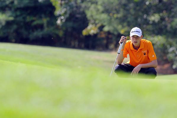 Mid-Wach C league golf championship