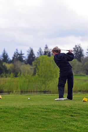 Mikaela - Glencoe Golf Team