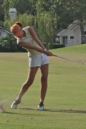Nease Girls Golf vs Bartram Trail 9-16-08
