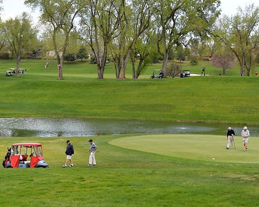 Ogden Golf and Country Club Green and Fairway Tournament