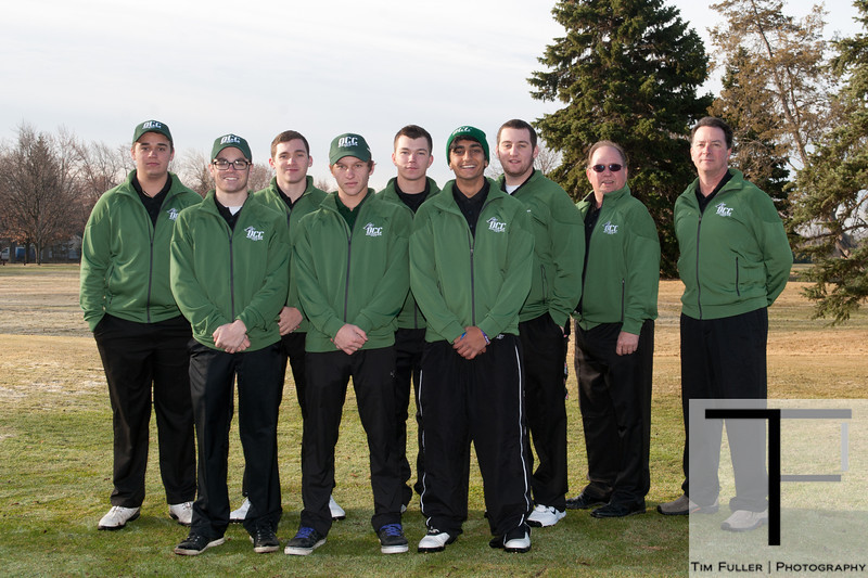 NJCAA Golf: Oakland Community College Invitational