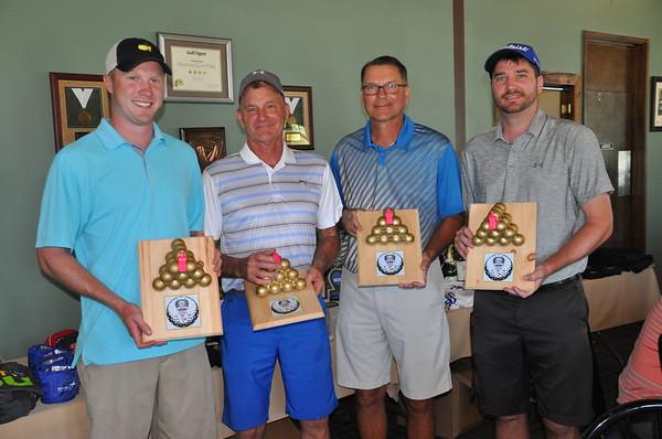 Officials Against Cancer Golf Tournament June  2, 2018