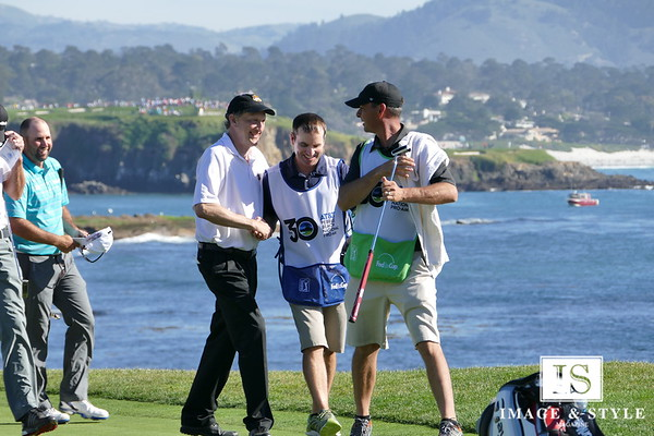 Pebble Beach National Pro-Am  2015 3rd Round