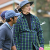 Bill Murray at the 1st hole in Pebble Beach for the  Pro-Am 2017 Celebrity 3M Challenge