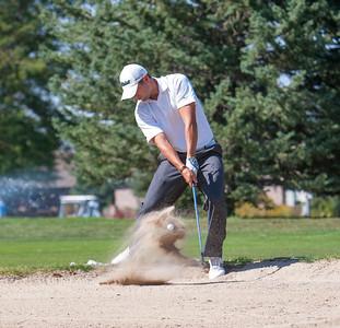 Golf Pro Austin Miller