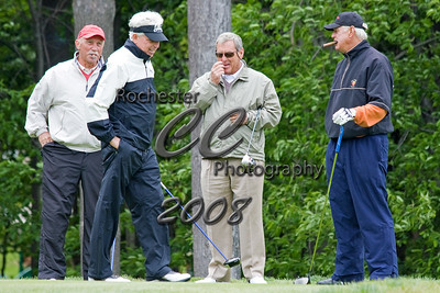 Fuzzy Zoeller, Dave Eichelberger, Tom Wargo, and John Jacobs