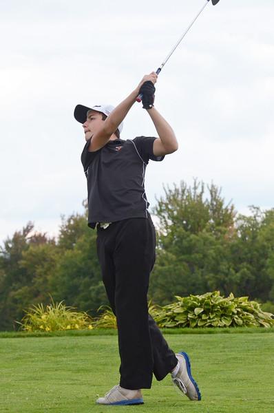 St. Bernard's golf takes on Gardner