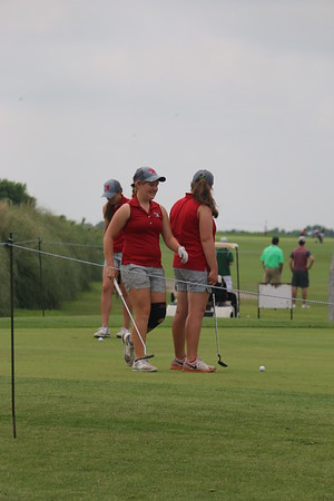 State Champion 2016 Girls Golf