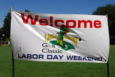 """2010 Labor Day Weekend  The """"Little Giant"""" Golf Classic Nov 2010"""