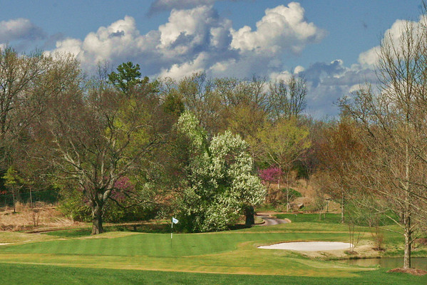 Top-o-the-Rock Golf Course; Branson, Missouri