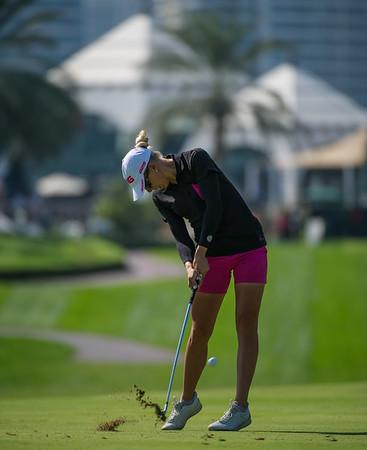 Golf.  Omega Dubai Ladies Masters