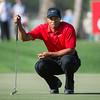 Golf.  Dubai Desert Classic