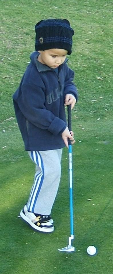 2007 01 13 Golf