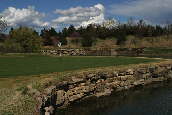 5th Hole at Top-O-The-Rock; Branson, Missouri