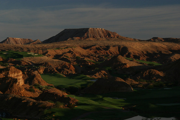 Wolf Creek Golf Course; Mesquite, Nevada