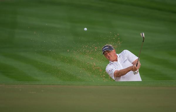 Golf. 2014 Omega Dubai Desert Classic, Dubai, UAE