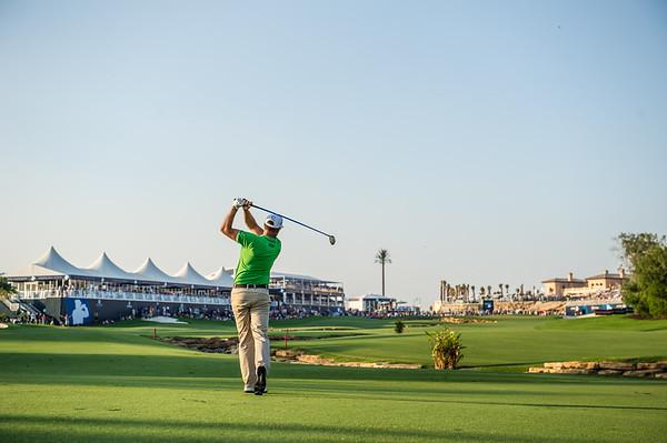 GOLF UAE DP World Tour Championship