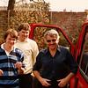 Dai Larner, Nigel Stephenson and Dave Sanders