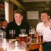 Roger Woodall and Nigel Stephenson