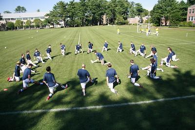 Gordon College Men's Soccer (1) v. Salem State College (0)