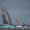 Moments after the evening start of the Governor's Cup Regatta last Friday.