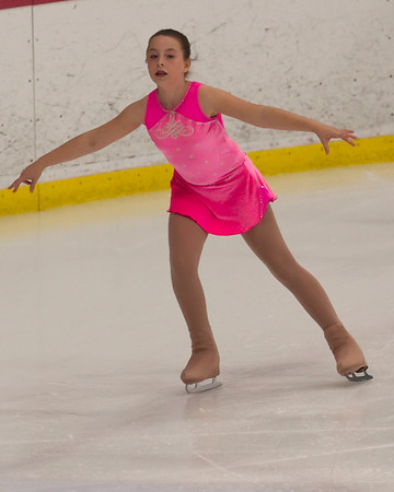 Grace Ogrady Ice Skating Champion