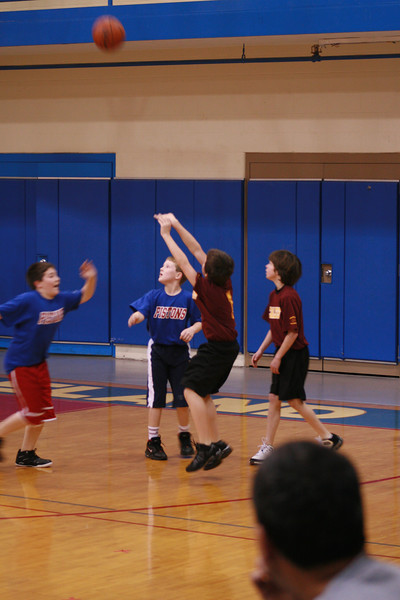 Graceland Rec Basketball