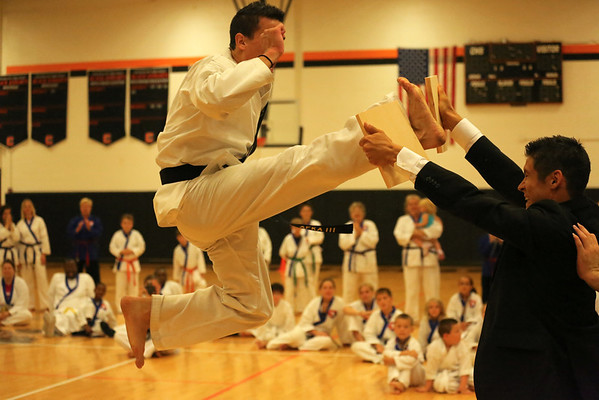 Super Kicks Karate!
