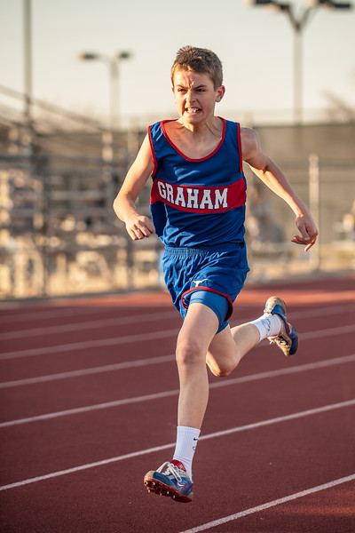 2014 Graham Junior High Track & Field Meet