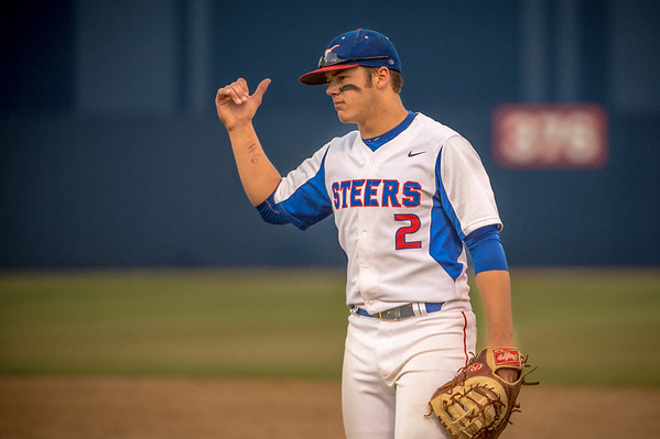 2014 Baseball Steers vs. Springtown