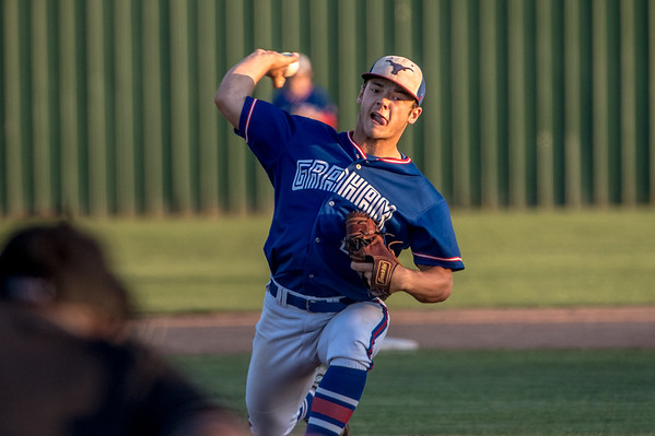 2016 Baseball Steers vs. Iowa Park (1)