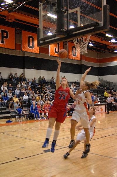 2006-2007 Lady Blues Basketball