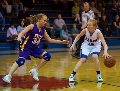 Abilene Wylie Lady Bulldogs (01-09-2009)