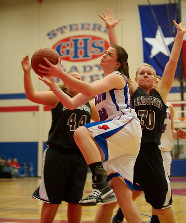 2009-2010 Lady Blues Basketball