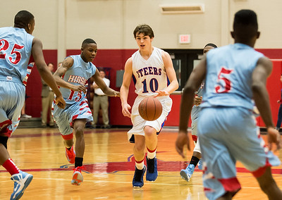 Graham Steers 42 vs. Hirschi Huskies 83