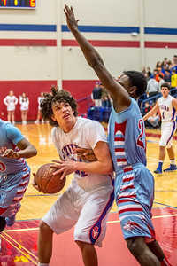 Graham Steers 50 vs. Hirschi Huskies 60