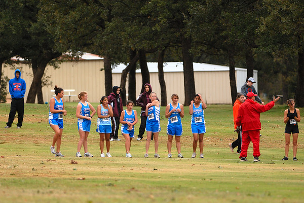 District 6-AAA Cross Country