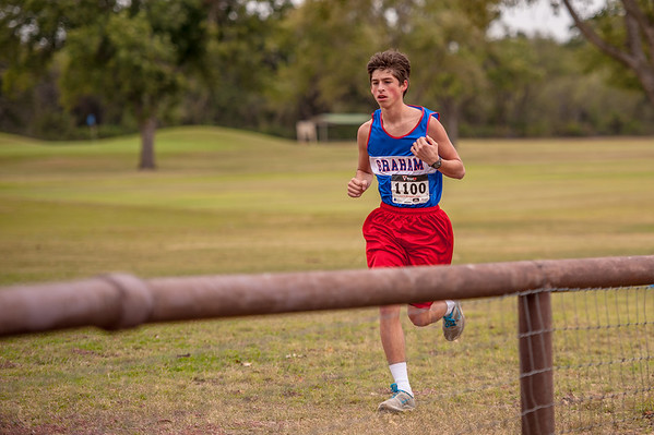 District 3A-5 Cross Country Meet