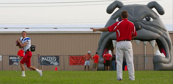 Burkburnett Bulldogs (09-12-2008)