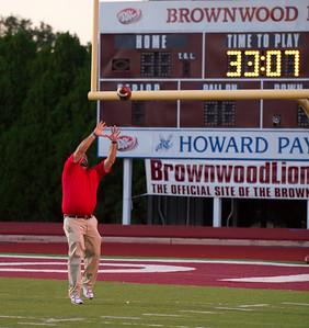 Brownwood Lions (10-23-2009)