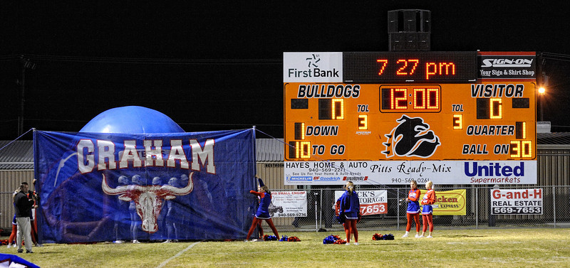 Burkburnett Bulldogs (10-29-2010)