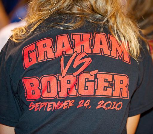 2010 FB Borger Bulldogs