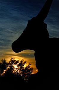 Graham Steers 2 vs. Borger Bulldogs 30 (09-23-2011)