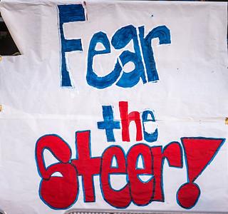 Graham Steers 14 vs. Argyle Eagles 38