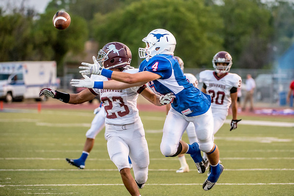 2013-04 FB Steers vs. Brownwood