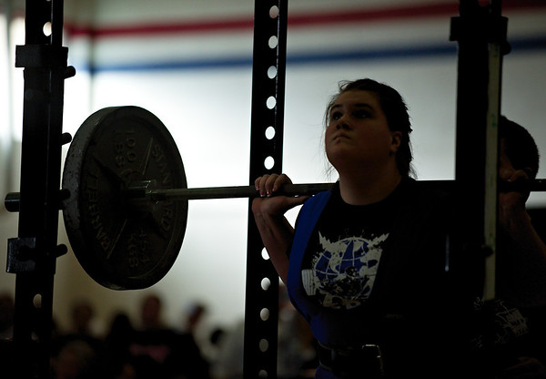 Graham Invitational Powerlifting Meet (02-04-2012)