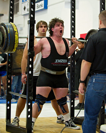 2012 GHS Powerlifting Meet