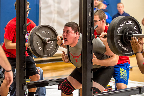 Graham Invitational Powerlifting Meet