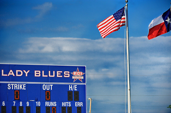 2010 SB Lady Blues vs. Breckenridge